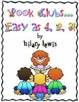Independent 2nd Grade Book Clubs