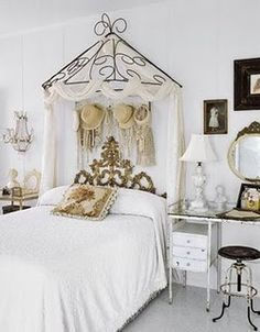 The Grower's Daughter: A Double Wide - Shabby Chic Style
