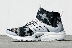 Nike Air Presto ID Pendleton #sneakernews #Sneakers #StreetStyle #Kicks