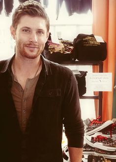 So much <3 #Supernatural #JensenAckles