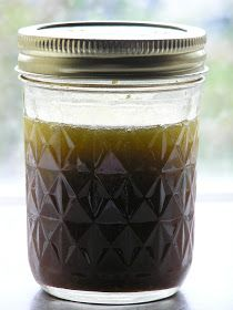 Sweet Luvin' In The Kitchen: Ginger Lime Salad Dressing