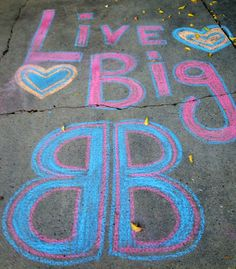 Few Men Really Live - Live Big!   In Honor & Loving Memory of Bryan David Byrge and his constant example of how to... Live Big!