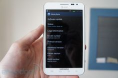 AT Samsung Galaxy Note ICS update coming tomorrow, offers Premium Suite