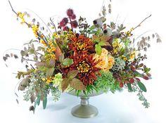 Autumn Color Large Centerpiece