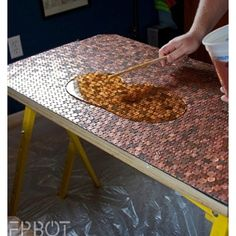 I need 1981 Pennies so I can start my DIY penny table