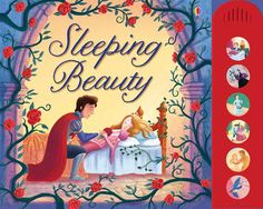 Sleeping Beauty with musical sounds