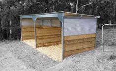 Horse Shed, Horse Gear, My Horse, Mini Horse Barn, Simple Horse Barns, Mini Horses, Barn Stalls, Horse Stalls, Horse Run In Shelter