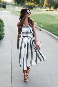 Bloggers We Love: @laurenkaysims styles Sole Society's Lyla sandal in chestnut