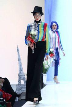 Wardah Fashion Show, Indonesia Islamic Fashion Fair 2013