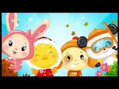Les saisons - Chanson pour enfants - Les Titounis - YouTube