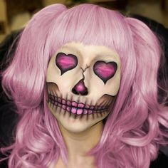 Halloween makeup ideas are the most anticipated of all Halloween content. you can take a look at our carefully collected easy Halloween makeup ideas, hoping to give you the greatest inspiration. Easy Homemade Halloween Costumes, Halloween Costumes Scarecrow, Halloween Queen, Halloween Make Up, Halloween Face Makeup, Halloween Ideas, Sfx Makeup, Cosplay Makeup, Costume Makeup