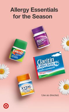 Get powerful, non-drowsy relief with allergy essentials Zyrtec, Allegra, Xyzal & Claritin. They help give you relief from both indoor & outdoor allergies. Shop the right allergy remedies. Ear Health, Paz Mental, Allergy Remedies, Healthy Meal Prep, Healthy Eating, Simple Life Hacks, Fermented Foods, Diy Cleaning Products, Home Remedies