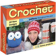Giveaway: Crochet 2018 Calendar