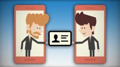 How to Go Beyond Business Cards and Get Into Anyone's Contacts List