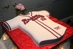 Groom's Cake Idea