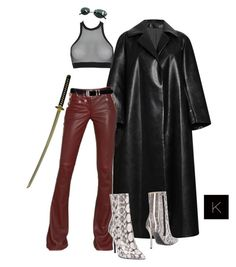 """""""Untitled #3879"""" by kimberlythestylist ❤ liked on Polyvore featuring Emilia Wickstead, Dsquared2, Emilio Pucci, Aperlaï, Versace and Chanel"""