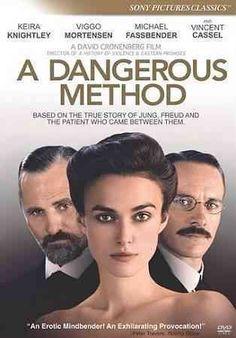 ... Keira Knightley stars as Sabina Spielrein in A Dangerous Method (2011