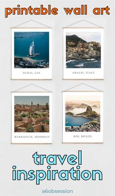 Ignite that wanderlust in you with this travel wall art. Travel Advice, Travel Tips, Travel Destinations, Travel Articles, Budget Travel, Travel Guides, Travel Wall Art, Work Travel, Brazil Travel