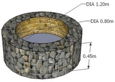 1000 Images About Gabions On Pinterest Gabion Wall