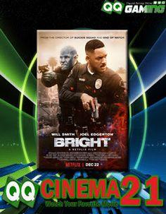 Nonton Online Bioskop Cinema21 Bright (2017) Subtittle Indonesia - QQCINEMA21 Joel Edgerton, Noomi Rapace, Will Smith, Bright, Website, Film, Movies, Movie Posters, Movie