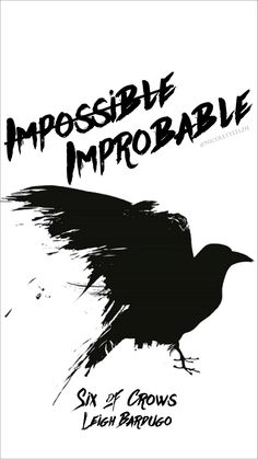six of crows | Six of Crows | Book Review + Free iPhone Wallpapers | A Little Bookish ...