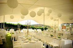 Renovatio Tent Decorations, Wedding Venue Decorations, Decor Wedding, Wedding Ideas, Tent Wedding, Wedding Venues, Bedouin Tent, Tiffany Chair, Glamping