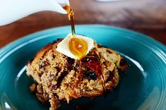Cinnamon Raisin Baked French Toast by Ree Drummond / The Pioneer Woman, via Flickr
