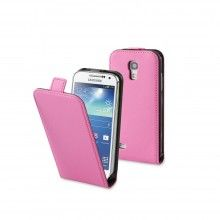 Etui Rabat Galaxy S4 Mini Muvit - Slim Rose Film Protection Inclus  14,99 €