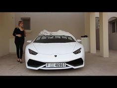 Girl Lamborghini Owner