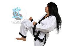 Commercial Martial Arts and Stock Photography Karate Girl, Martial Arts Women, Action Poses, Aikido, Training Center, Judo, Taekwondo, Kicks, Stock Photos