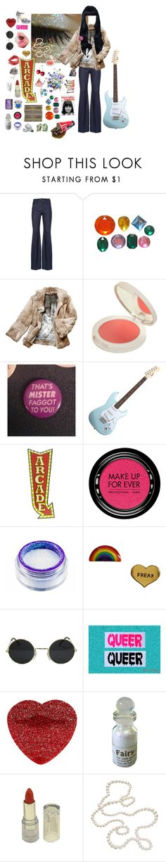 """he was awful nice"" by jackfairy ❤ liked on Polyvore featuring Zimmermann, EMU Australia, Anya Hindmarch, Topshop, Humör, Daphne, Hard Candy, Urban Decay, MAKE UP FOR EVER and Me & Zena"
