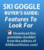 Ski Goggles: How To Choose the Best Frames and Lenses