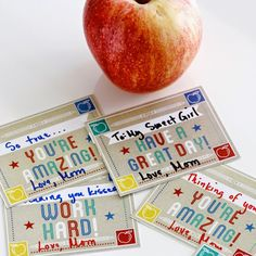 FREE | Monthly Blog Hop Printables :: Back-to-School