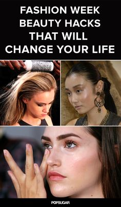 These expert beauty secrets will totally change the way you apply makeup and style hair.