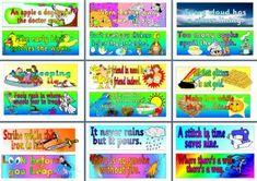 Literacy Resource - Examples of Proverbs Display Cards English Teaching Resources, Reading Resources, Teaching Reading, Narrative Writing, Persuasive Writing, Classroom Board, Bulletin Boards, Examples Of Proverbs, Formal Letter Writing