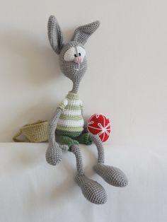Honey Bunny Crochet Pattern by IlDikko on Etsy, $6.20