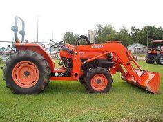 Used Kubota L4400 Tractor
