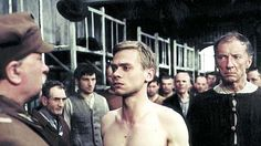 Sylvester Groth (Mark Niebuhr), der aufenthatt, film still, defa, ddr, gdr, frank beyer, hermann kant, Wolfgang Kohlhaase, wwii, poand, deutsches reich