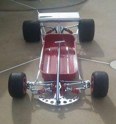Full suspension wagon. I want