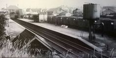 Sutton-in-Ashfield Town station (GNR Leen Valley Extension) Steam Railway, Steam Locomotive, Nottingham, Ash, Roots, History, Gray, Historia