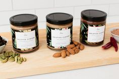 Solstice Canyon Almond Butter — The Dieline