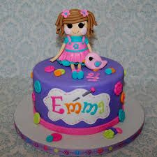 Resultado de imagen para lalaloopsy cake