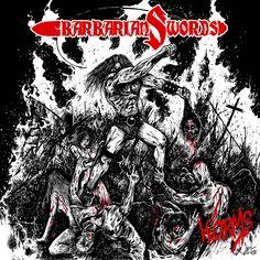 """""""Worms"""" es el nuevo disco de BARBARIAN SWORDS, su single adelanto """"I'm Your Demise"""""""