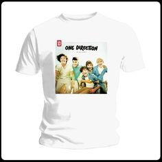 one direction merchandise | One Direction | Up All Night - White | T-Shirt | Officially Licensed ...