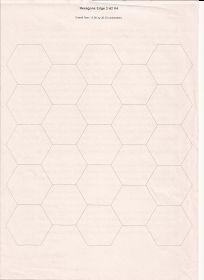 Anna Orduña - Mi Rincón de Patchwork: Tutorial: English Paper Piecing English Paper Piecing, Quilting, Anna, Crochet, Crafts, Crochet Appliques, Craft, Quilting Patterns, Quilt Patterns