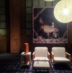 Dena Interiores  : Salão do Móvel de Milão 2016