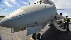 Avião R99 da Força Aérea Brasileira (FAB) (Foto: Valter Campanato/ABr)