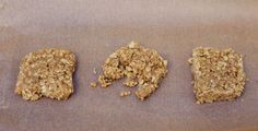5-Ingredient Protein Peanut Butter Oat Bars