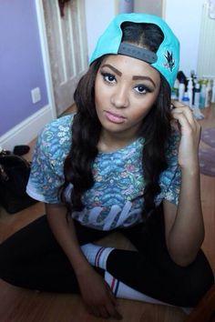 Pretty Girl Swag Aye