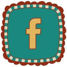 Retro Social Media #icons 3 by Design Bolts